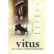 Vitus Un Niño Extraordinario , Pelicula Dvd , Alemana