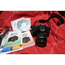 Camara Canon Eos Rebel T3i Kit Efs 18-55mm