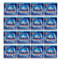 Pack Tabletas Lavavajillas 16 Cajas Finish