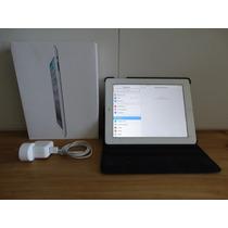 Ipad 2 16gb Wifi Completo Con Caja Y Accesorios De Regalo!!!