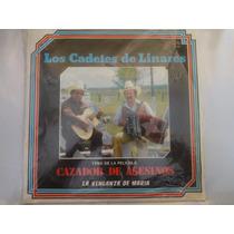 Disco De Vinilo Los Cadetes De Linares