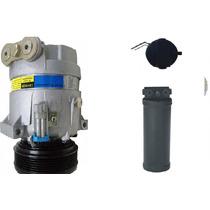 Compressor Gm Vectra 94 / 96 + Filtro Secador - Sem Juros