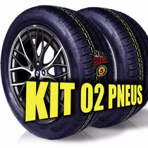 Kit 2 Pneu 225/50 R17 Michelin Cockstone Remold 5anos Gtia