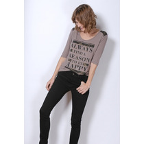 Remera Mujer Bennet Sweet Oficial