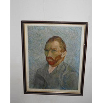 Van Gogh - Autoretrato - Reproducciòn Original 1976 - Paris
