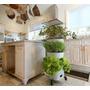 Horta Para Apartamentos Com Irrigação Jardinagem Plantas