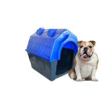 Casa, Casinha Cães Cachorros E Gatos N 3 Plastkão