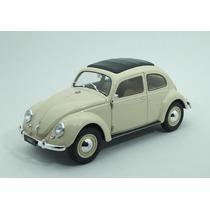 Vw Sedan 1950 Escarabajo/beetle/käfer Welly Escala 1:18