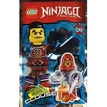 Lego Ninja Go Limited Edition Clouse Polybag