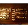 Leyenda Insignia Palio Siena El Hl 16v S 1.6 Td Originales
