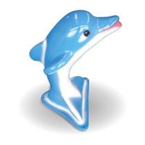 Cascata Golfinho Para Piscina 53cm