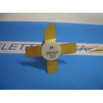 2n5642 - Transistores De Rf De Potência Para Vhf