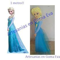 Frozen Gigantografias En Goma Eva