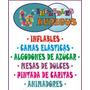 Alquiler De Inflables, Camas Elasticas Y Algodon De Azucar