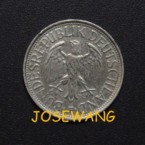 Mark . Moneda De Alemana Del Año 1972 F