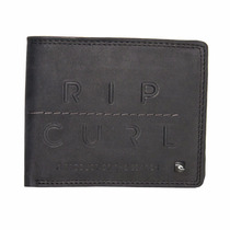Billetera Clip Negra - Rip Curl