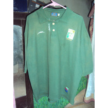 Playera Polo Leon Atletica Verde