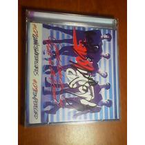 Disco Autografiado De Cd9