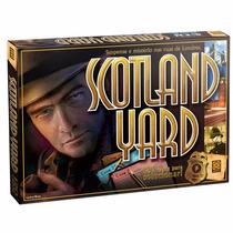 Scotland Yard Grow Ref01730 - Jogo De Tabuleiro Em Português