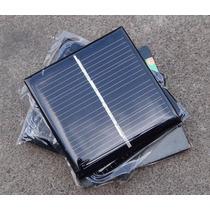 Celda Panel Solar, 3v 0.42w, Policristalino