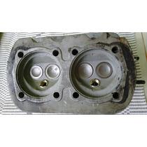 Cabeçote Motor Vw 1200 Fusca Kombi Retificado Pronto