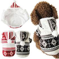 Sweater Cómodo Y Caliente Para Mascota Pequeña Perro Ó Gato