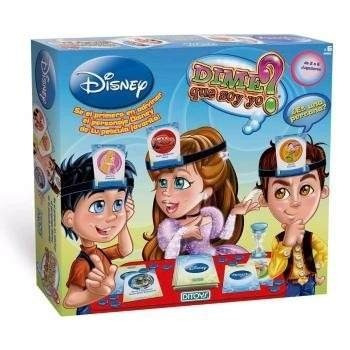 Dime Que Soy Yo Juego De Mesa Disney Original De Ditoys 500 00