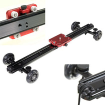 Dolly Slider 60 Cm. V2 Con Baleros Y Polea Video Dslr