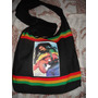 Bolsa Do Reggae Com Estampa Do Bob Marley Cores Do Reggae