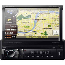 Dvd Retratil Napoli 7988 Gps,tv Dig.,bth,usb/sd Camera De Ré