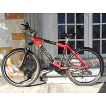 Bicicleta Montaña Vital Equus R 26 Talla 17 Remato