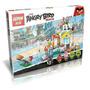 Lego Alterno Angry Birds Demolición Ciudad Cerdo City Pig