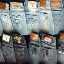 Calça Pit Bull Pitbull Jeans Feminina Modela Levanta Bumbum