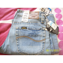 Pantalon(jeans) Lee Original 30x32 De Caballero