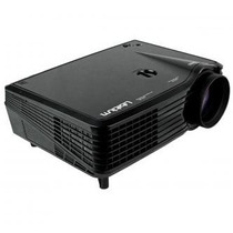 Proyector Led 2800 Lumen Multimedia Vga Hdmi Usb Tv Rca