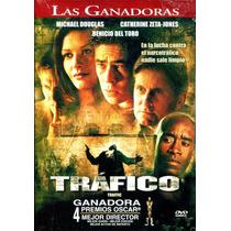Dvd Trafico ( Traffic ) 2000 - Steven Soderbergh / Michael D