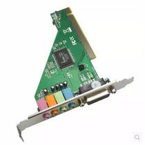 Tarjeta Sonido Pci Xp Win7 Win8 32bit/64bit,