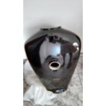 Tanque Combustível Mvk Black Star 150 Preto