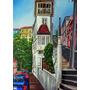 Arte Cuadros Pinturas Óleos Acrílicos Paisaje Valparaiso