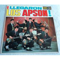 Los Apson Llegaron 1963 Twist Hawaiano/ Lp Envio Gratis Dhl
