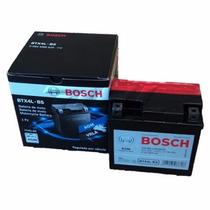Bateria De Moto 4ah Bosch Titan Ks (selada)