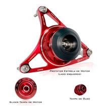 Kit Slider Estrela Procton Honda Cb650f Cb 650f + 3 Peças