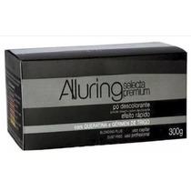 Alluring Pó Descolorante Selecta Premium 300g - Efeito Rapid