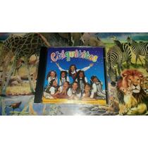 Cd Chiquititas Remexe Ano 1995 Original Raríssimo