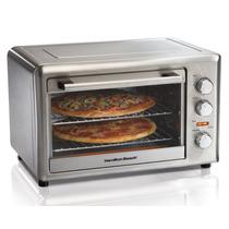 Hamilton Beach Horno Electrico Rosticero Panadero 2 Pizzas D