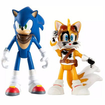 Sonic The Hedgehog - Sonic Boom E Tails Takara Tomy