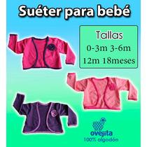 Suéter Ovejita Para Bebé