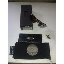 Lentes Oakley Romeo 2 Polished-titanium 100% Original Oakley