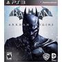 Batman: Arkham Origins Juego Digital Ps3 Playstation !