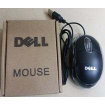 Mouse Usb Optico Alambrico Dell Laptop, Pc, Somos Tienda!!